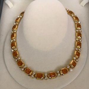 Vintage Nina Ricci Choker Necklace